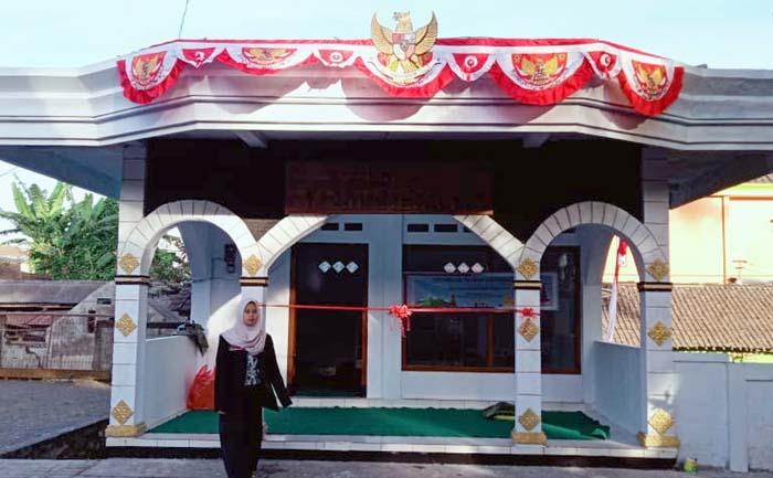 Rumah KeBhinekaan di Dusun Sebaluh karya Mahasiswa UMM