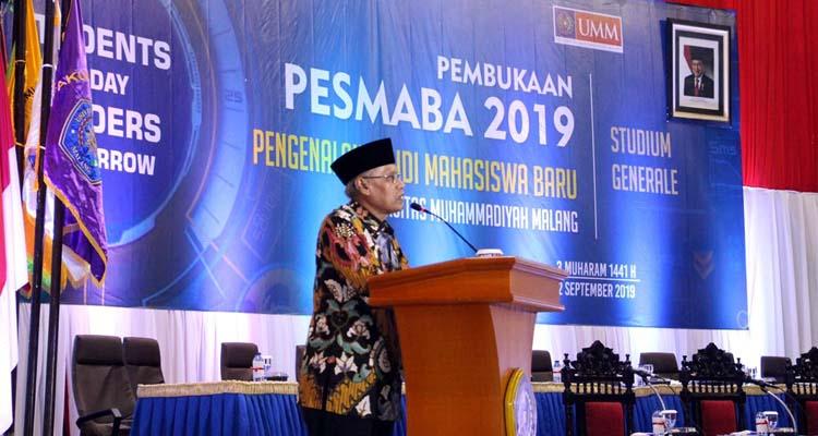 Ketum PP Muhammadiyah Haedar Nasir