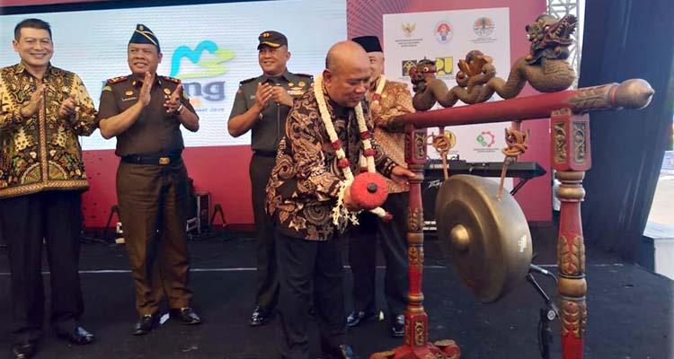 Pembukaan Malang Kabupaten Expo 2019.