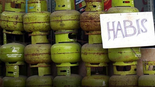 Pertamina Himbau Konsumen Elpiji 'Melon' Sesuai Ketentuan