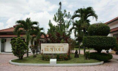 Museum Bentoel di Jalan Wiro Margo, Kota Malang, sekligus rumah pendiri dikabarkan dijual (istimewa)
