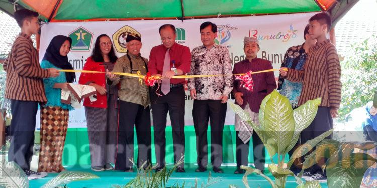Hari Ini, SDN Bunulrejo 3 Kenalkan Hutan Kampung Edukasi