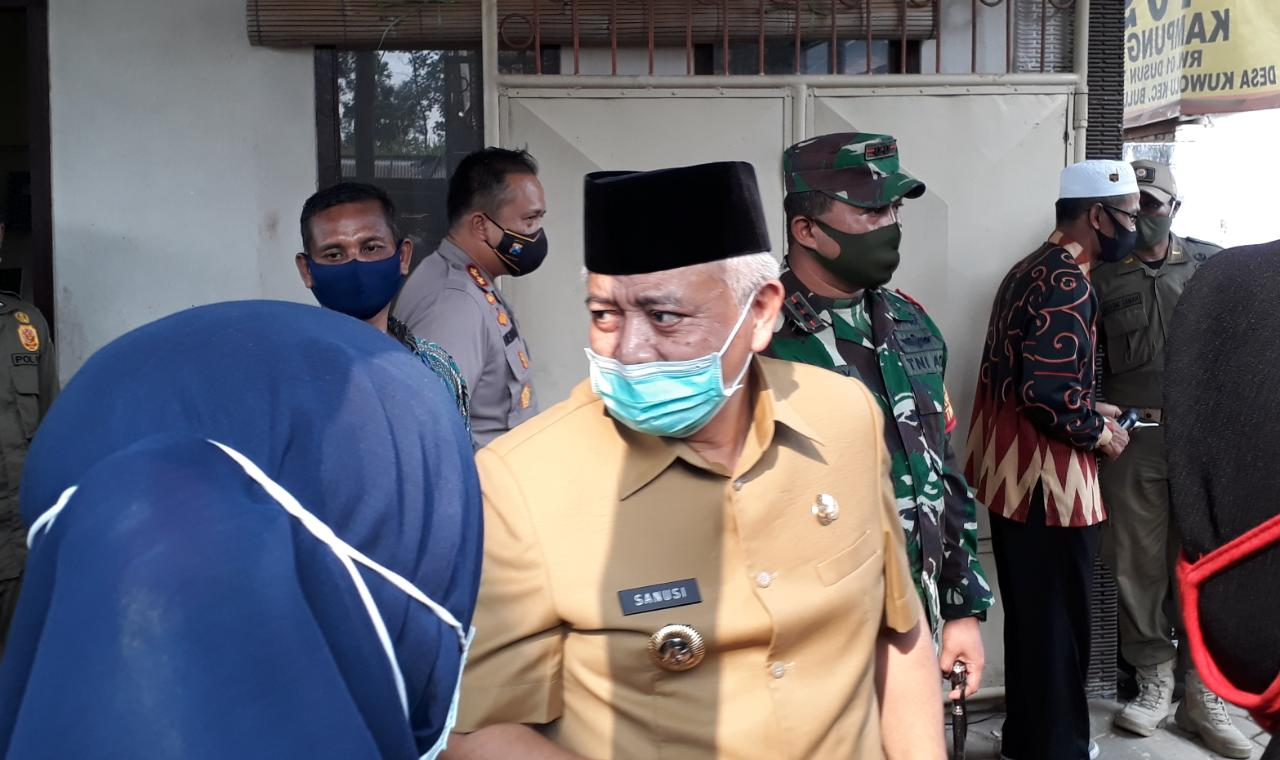 Bupati Malang HM Sanusi