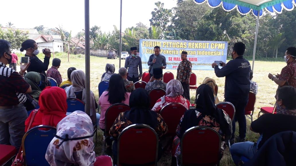 Petugas Lapangan Se-Malang Raya Tuntut Kepala BP2MI Minta Maaf