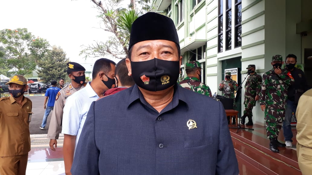 Ketua Fraksi Partai Gerindra Kabupaten Malang, Syaiful Efendi