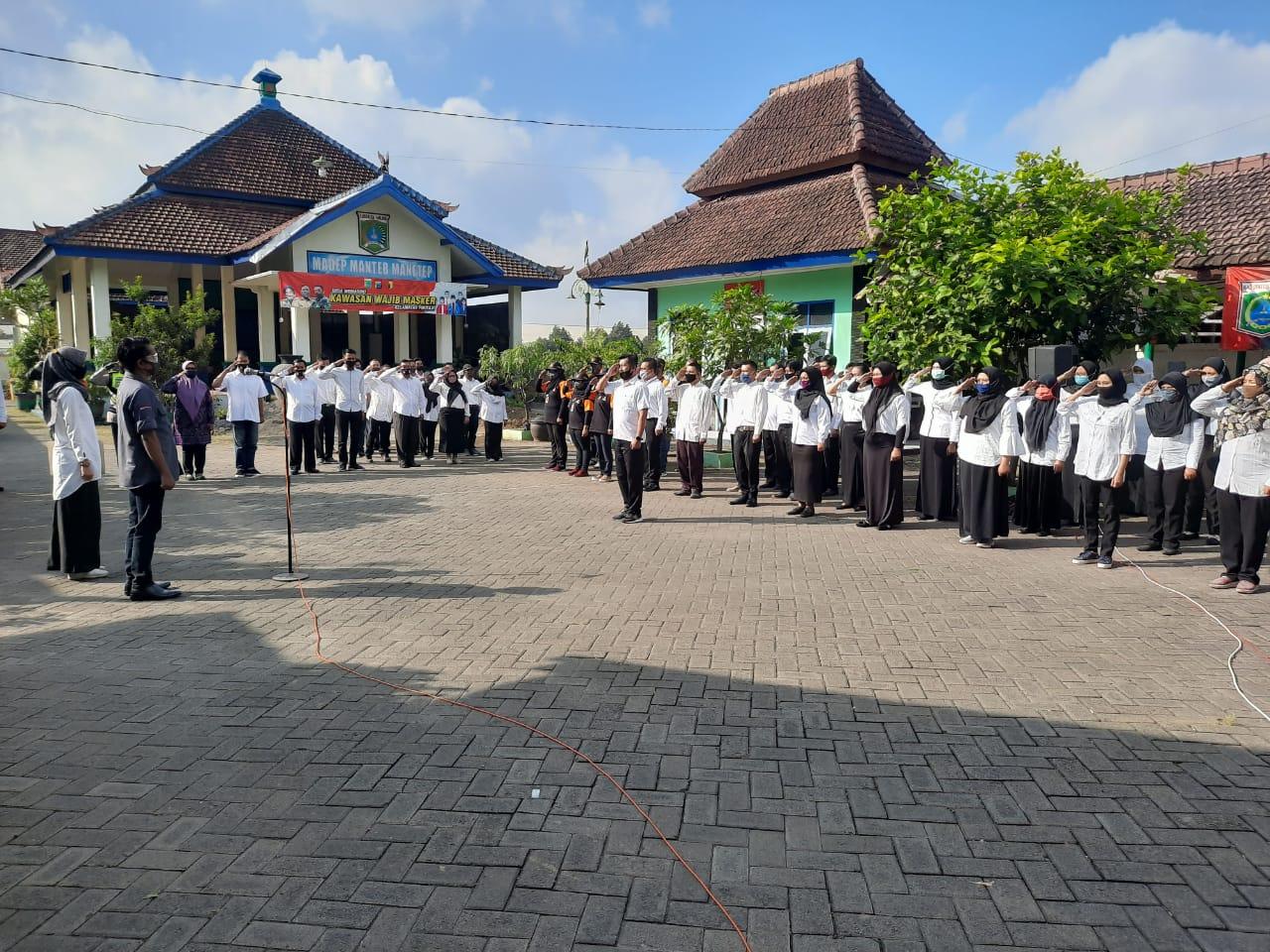 Apel kesiapan PPDP Kabupaten Malang
