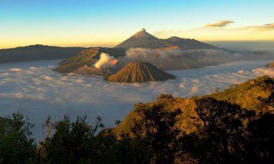 Foto : Gunung Bromo (dokumen Balai Besar Taman Nasional Bromo Tengger Semeru)