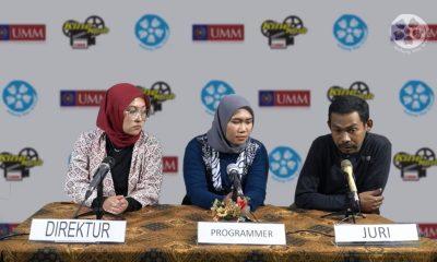 Konferensi pers daring Malang Film Festival (MAFI Fest) 2020 Universitas Muhammadiyah Malang