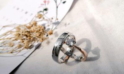 Cincin perkawinan hasil garapan Wedding Ring Factory