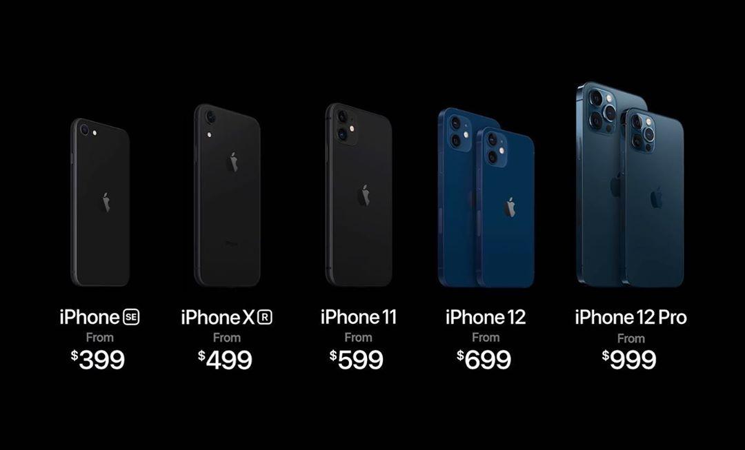 IPhone 12 Dirilis, Harganya Di Atas 10 Juta