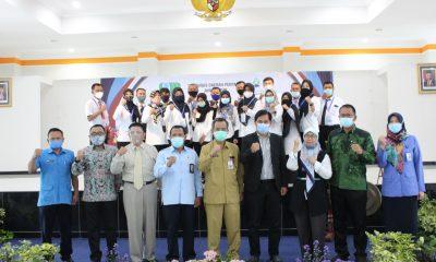 Pendidikan dan Pelatihan Manajemen Air Minum Tingkat Muda Berbasis Kompetensi Angkatan VII digelar Perumda Tirta Kanjuruhan pada 26-29 Oktober 2020 (istimewa)