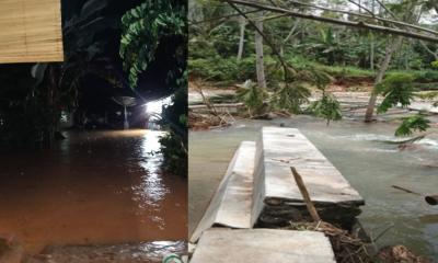 Hujan 9 Jam, 24 Rumah Terendam Banjir