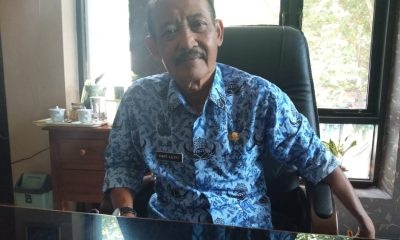 Kepala Dinas Perhubungan Kabupaten Malang, Hafi Lutfi. (Foto: Imron Haqiqi)