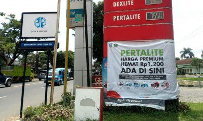 Pertalite Didiskon Seharga Premium