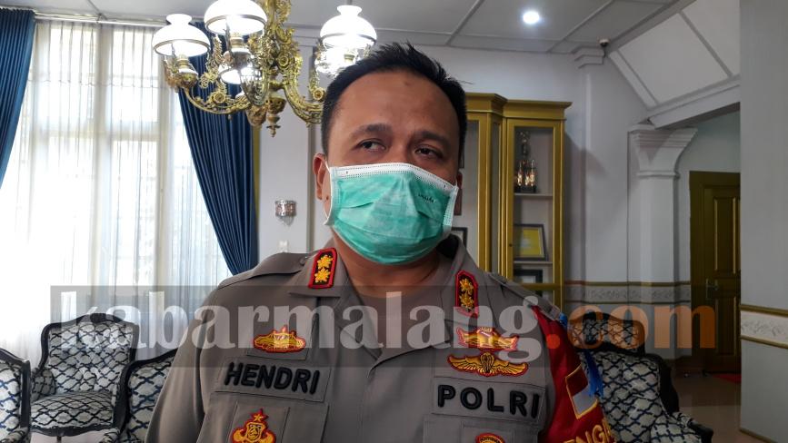 Kapolres Malang AKBP Hendri Umar