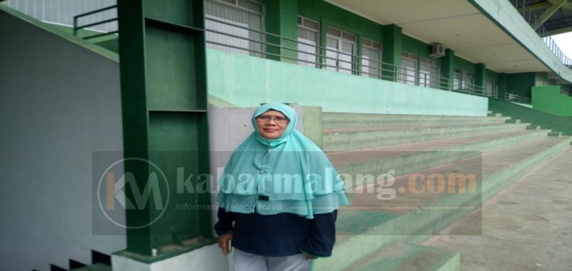 Lilik Suharti, PJ Program K3 dan Olahraga Dinkes Kota Malang