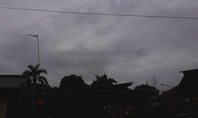 Malang Hujan Lebat, BMKG Waspada Bencana