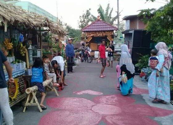 Kampung Wayang Ikon Desa Wisata Beji