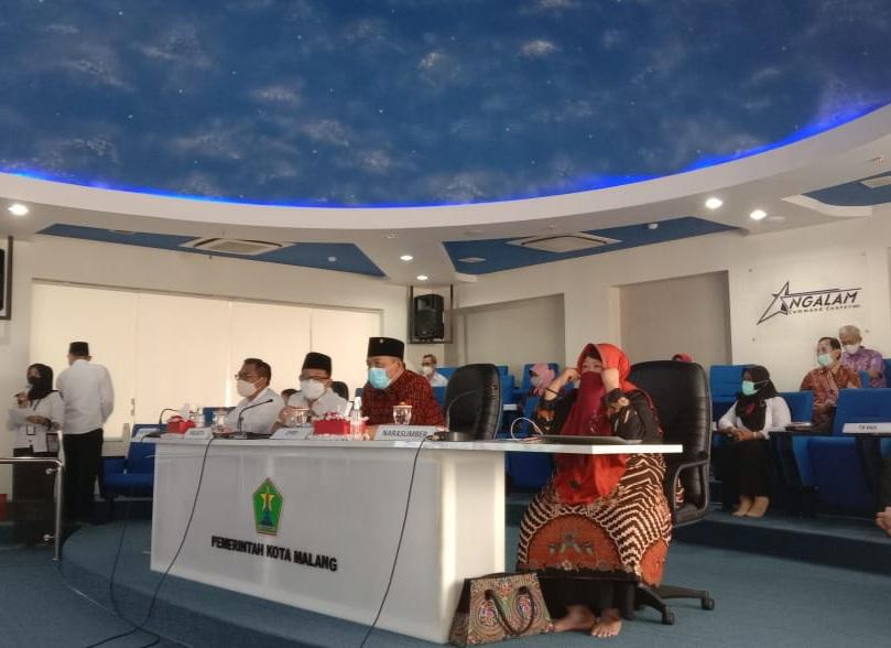 Musrenbang Lansia RKPD 2022, Target Kota Malang Ramah Lansia