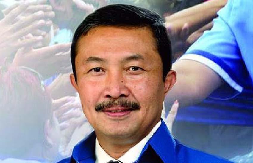 Arif Darmawan, Ketua DPC Demokrat Kota Malang. (Foto Instagram Demokrat Kota Malang)
