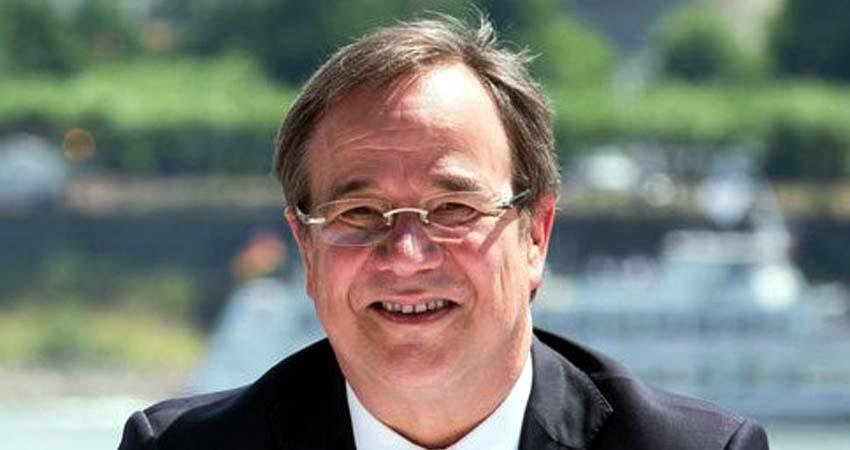 Armin Laschet, Ketua terpilih CDU, Kandidat Kanselir Jerman