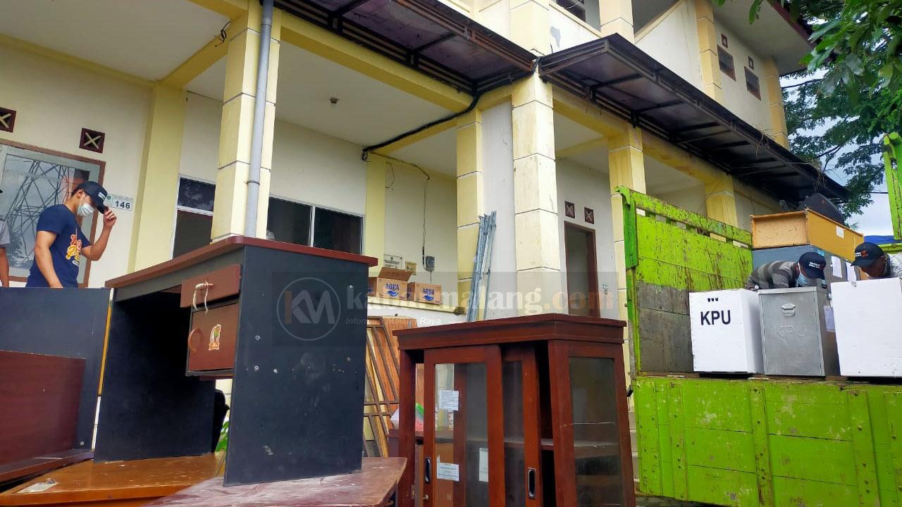 Uji KIR Kota Batu Resmi Tempati KPU, Pembangunan Mulai Februari