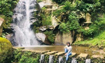 Coban Putri, Tawarkan Panorama Indah Dengan Air Terjun Bertingkat