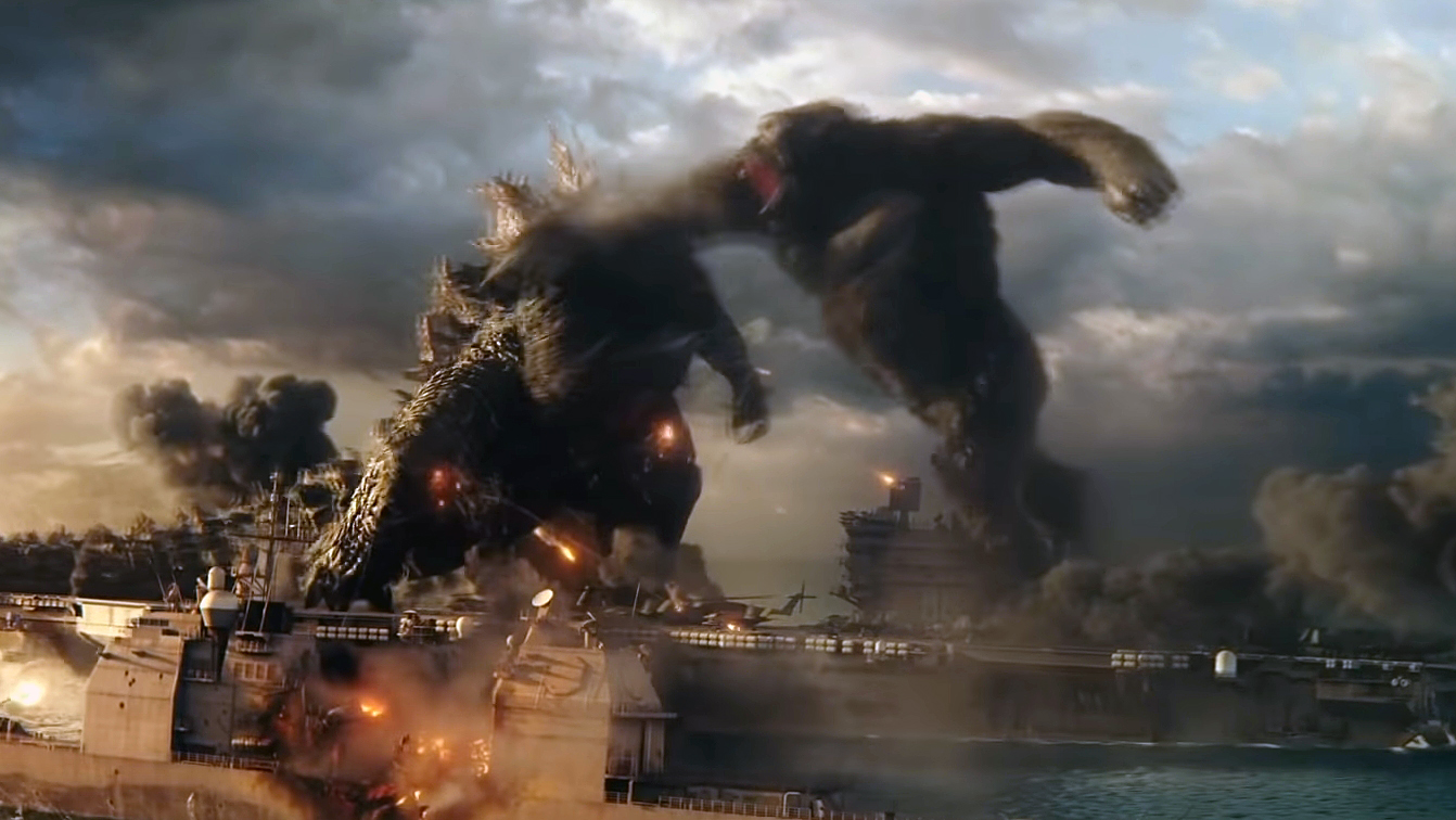 Godzilla Vs Kong Tayang di Bioskop dan HBO Max 26 Maret 2021