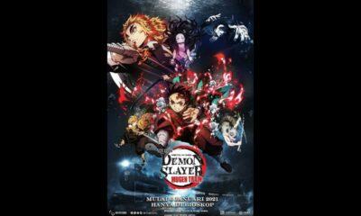 Bioskop Malang Sudah Putar Demon Slayer, Cuma Tayang di Batu
