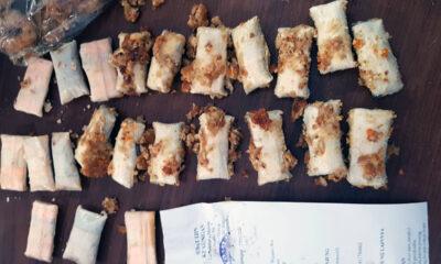 Mendol 'Narkoba' Diselundupkan Ke Lapas Malang, Jumlahnya 50 Paket