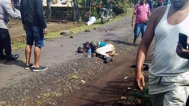 Carok Mantan Kasun dan BPD Desa Klepu Sumawe, 2 Orang Tewas