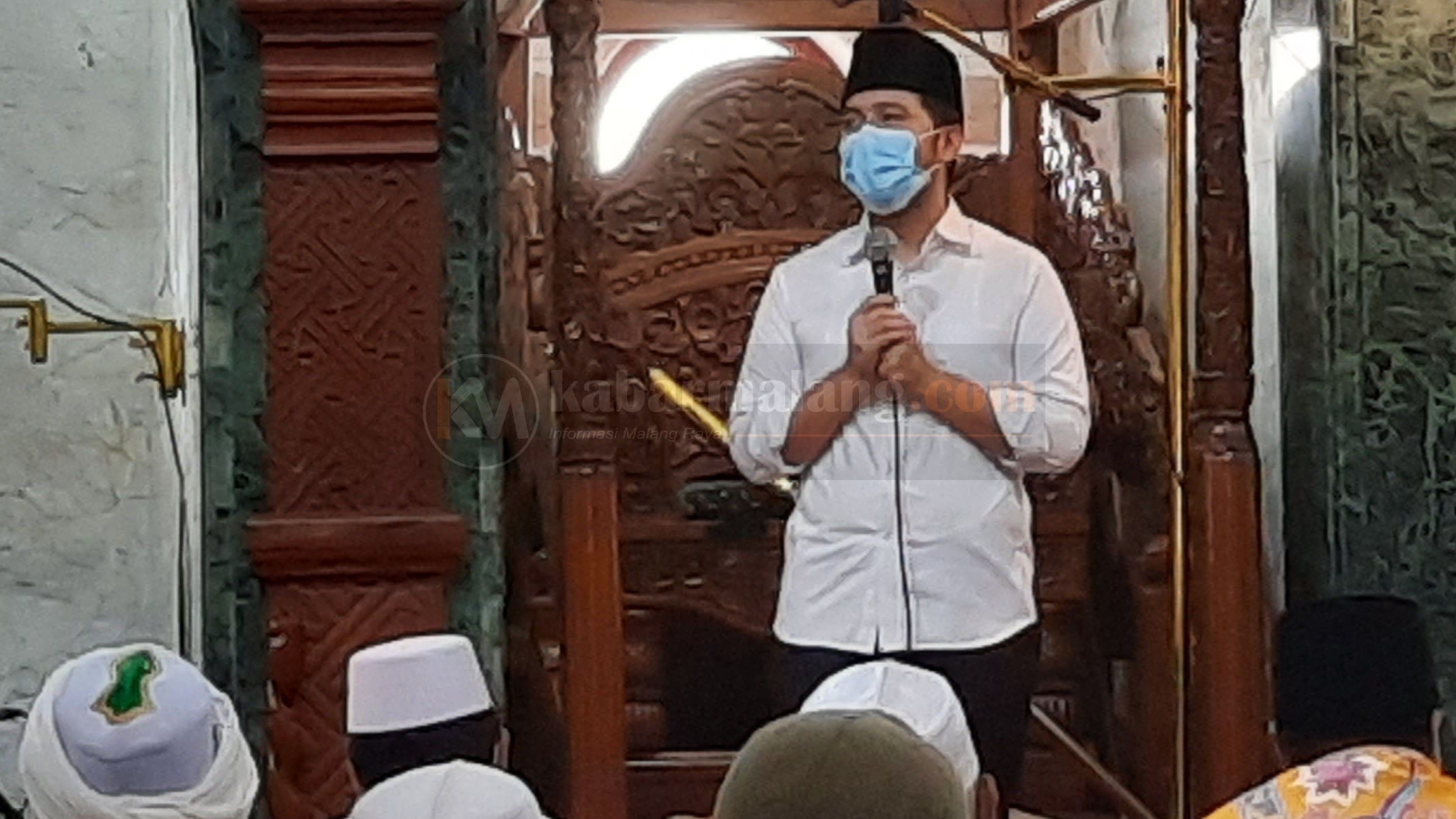 Emil Dardak Wagub Jatim Ungkap Alasan Perpanjangan PPKM