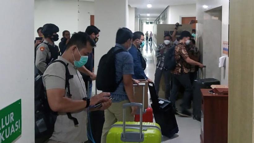 KPK Periksa Saksi Kasus Pemkot Batu 2011-2017, Hari Ini 10 Orang