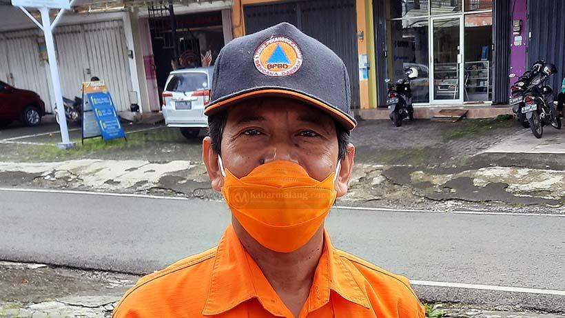 Suara Dentuman Misterius Viral, Ini Penjelasan BPBD Kota Malang
