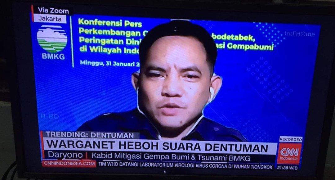 Thunderstorm Atau Badai Petir, Jawaban Teka-Teki Dentuman di Malang