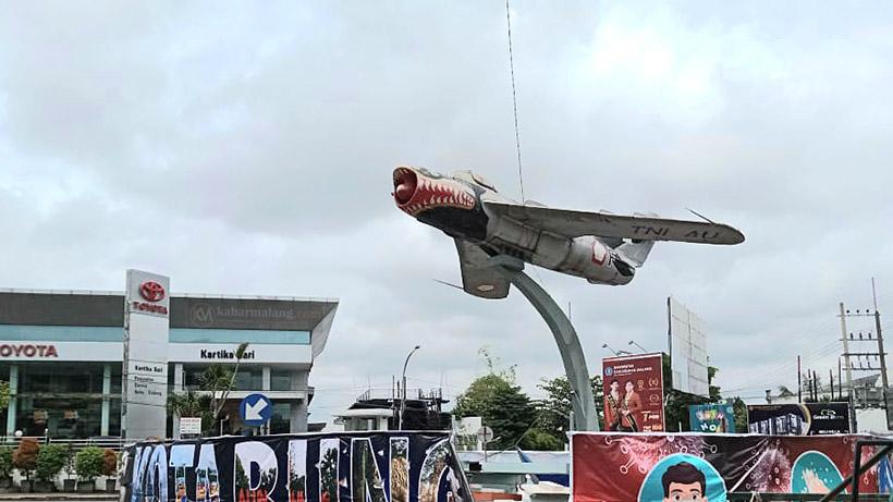 Monumen Pesawat Soekarno Hatta Direnovasi, Selesai Sebulan Lagi