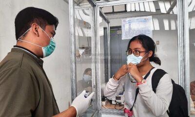 Tes GeNose Stasiun Malang Kotabaru Hari Pertama, 4 Positif