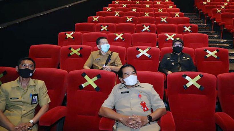 Hari Ini Bioskop Malang Kota Sudah Kantongi Izin Satpol PP