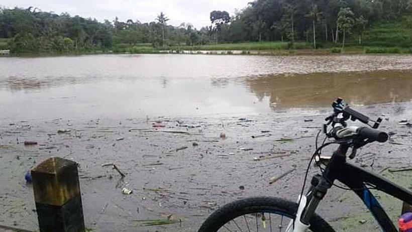 Hujan Terus Menerus, 11 Rumah di Desa Tumpakrejo Terendam Banjir