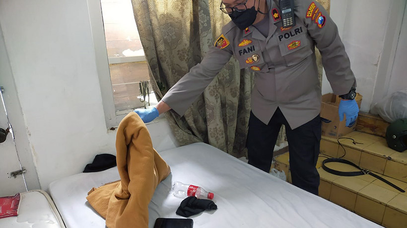 Warga Batu Tewas di Hotel Malinda Malang, Istrinya Malah Minggat