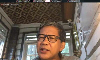 "Rocky Gerung ""Provokasi"" Peserta Webinar IMM Malang Raya"