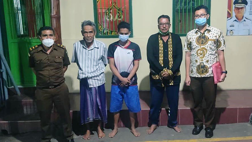 Buronan Judi Dingdong Hilang 3 Tahun, Akhirnya Tertangkap Kejaksaan