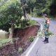Pujon Kembali Longsor, Jalan Malang-Kediri Buka Tutup