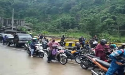 Jalur Batu Kediri Tutup Total Akibat Longsor Susulan Di Ngeprih Pujon