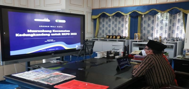 Wali Kota Sutiaji Sebut Kedungkandang akan Jadi Ibukota Malang Kedua