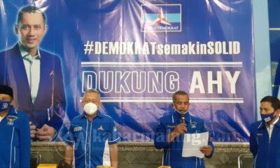 Isu Kudeta, Ini Pernyataan Sikap Demokrat Kota Malang