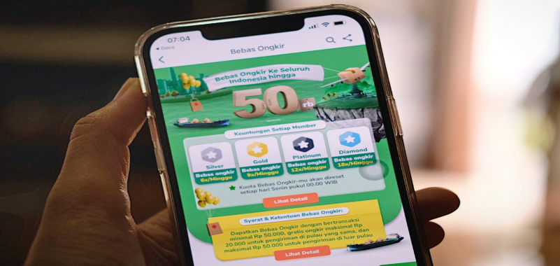 Tokopedia Bagikan Promo Bebas Ongkir Antar Pulau ke Seluruh Indonesia