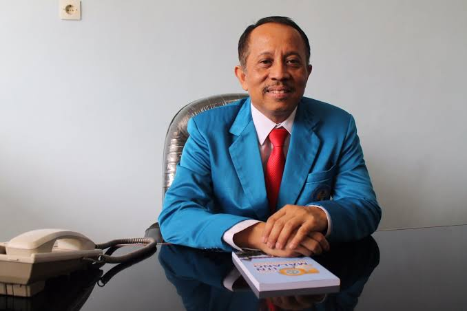 Rektor ITN Malang Prof Kustamar Meninggal, Baru Ultah 1 Februari Lalu