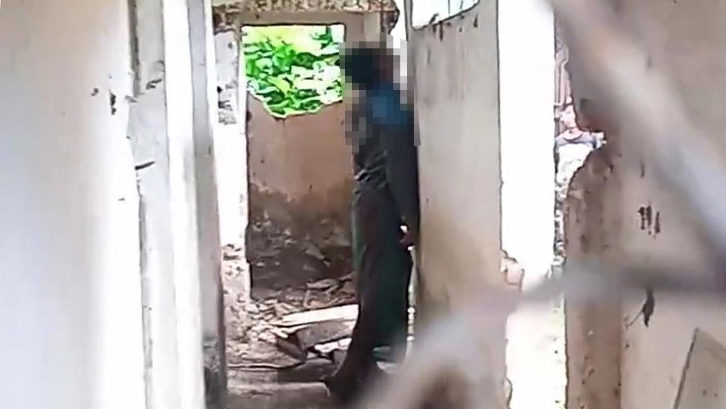 Video Gantung Diri Ternyata Di Jabung, Korban Pria Sebatang Kara