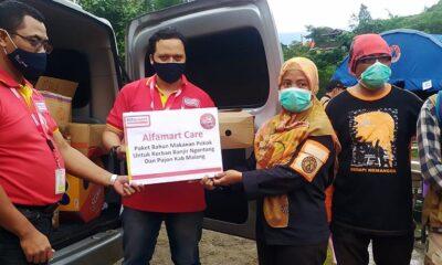 Bantuan Mengalir Untuk Korban Bencana Malang Barat